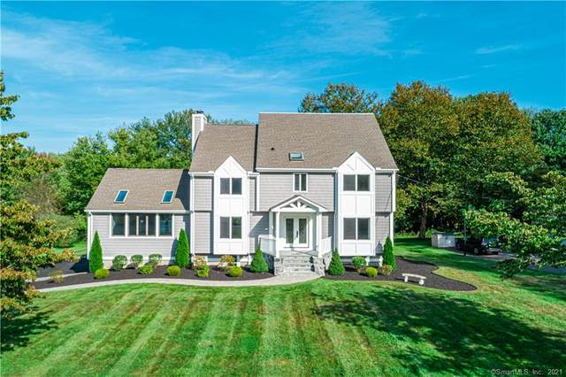 236 Sterling Road, Trumbull, CT 06611 (MLS #170441601) :: Chris O. Buswell, dba Options Real Estate