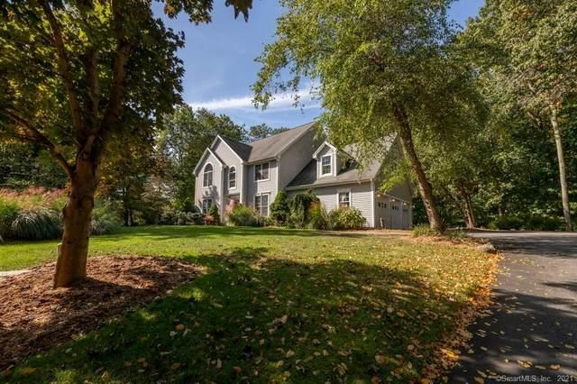 38 Johnson Pond Lane, Westbrook, CT 06498 (MLS #170441818) :: Sunset Creek Realty