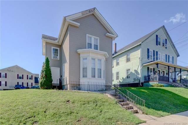 136 High Street, Enfield, CT 06082 (MLS #170441894) :: Michael & Associates Premium Properties | MAPP TEAM