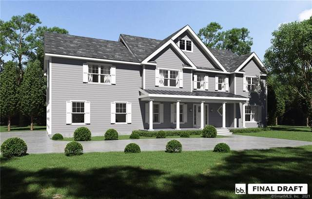 36 Hickory Lane, Ridgefield, CT 06877 (MLS #170442022) :: Chris O. Buswell, dba Options Real Estate
