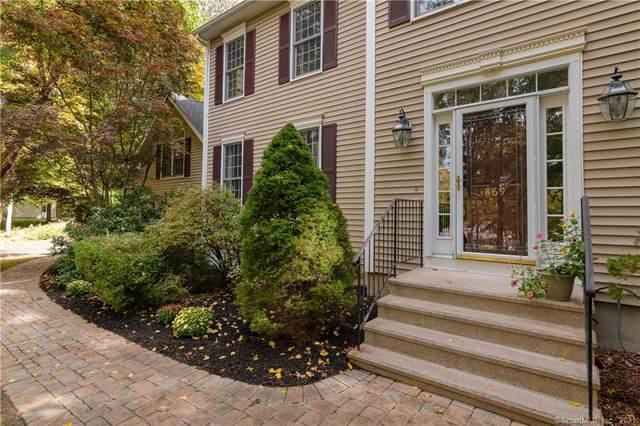 869 N Madison Road, Guilford, CT 06437 (MLS #170442173) :: Tim Dent Real Estate Group