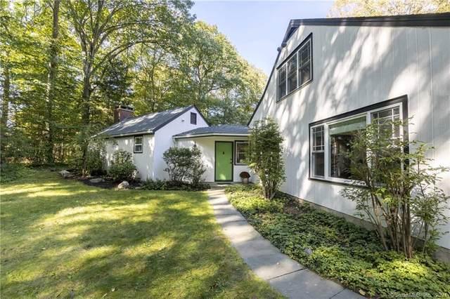 186 Ridgefield Road, Wilton, CT 06897 (MLS #170442225) :: Faifman Group