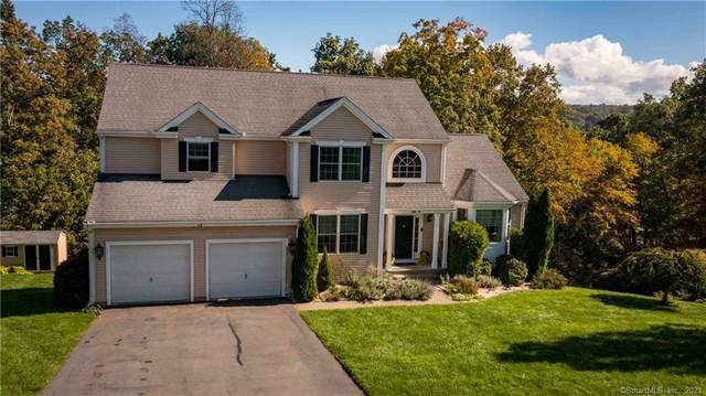 52 Valley View Road, Manchester, CT 06040 (MLS #170442234) :: Chris O. Buswell, dba Options Real Estate