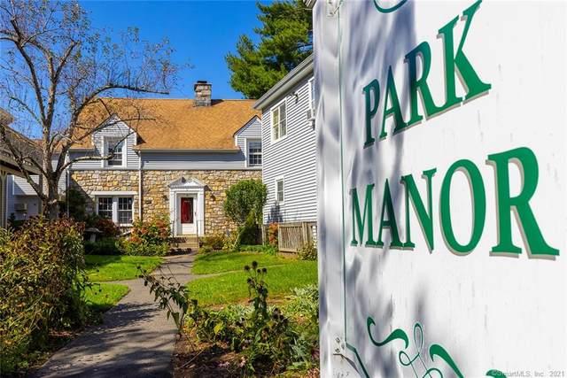 95 Park Avenue #5, Danbury, CT 06810 (MLS #170442374) :: Michael & Associates Premium Properties | MAPP TEAM