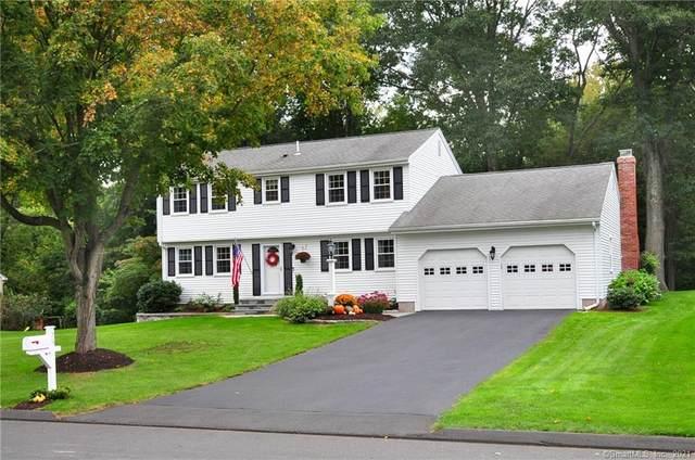 36 Westview Terrace, Farmington, CT 06085 (MLS #170442509) :: Michael & Associates Premium Properties | MAPP TEAM