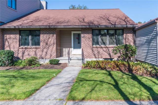 449 S Main Street #91, Manchester, CT 06040 (MLS #170442526) :: Chris O. Buswell, dba Options Real Estate