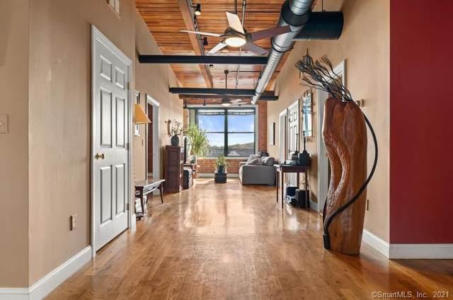145 Canal Street #508, Shelton, CT 06484 (MLS #170442595) :: Michael & Associates Premium Properties | MAPP TEAM