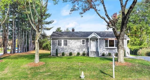 72 Pemberton Drive, Trumbull, CT 06611 (MLS #170442663) :: Chris O. Buswell, dba Options Real Estate