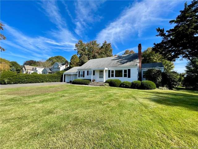 124 Old Salt Works Road, Westbrook, CT 06498 (MLS #170442679) :: Chris O. Buswell, dba Options Real Estate