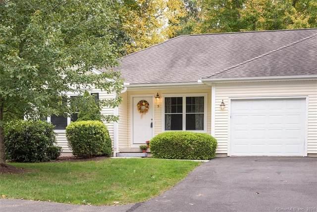 5 Mockingbird Lane #5, East Windsor, CT 06088 (MLS #170442875) :: NRG Real Estate Services, Inc.