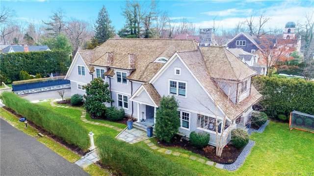 6 Raymond Street, Greenwich, CT 06870 (MLS #170442878) :: Chris O. Buswell, dba Options Real Estate