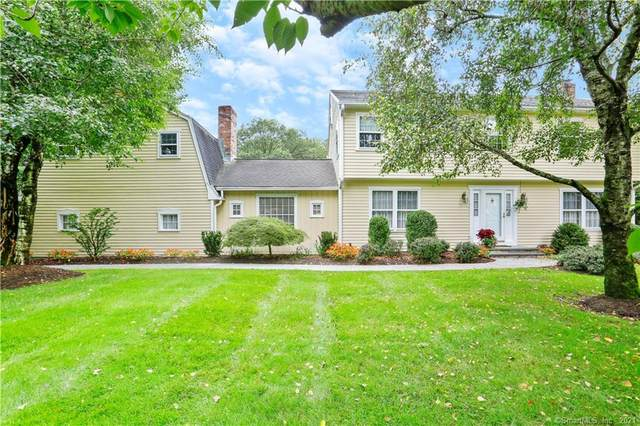 236 Putting Green Road, Trumbull, CT 06611 (MLS #170442917) :: Chris O. Buswell, dba Options Real Estate
