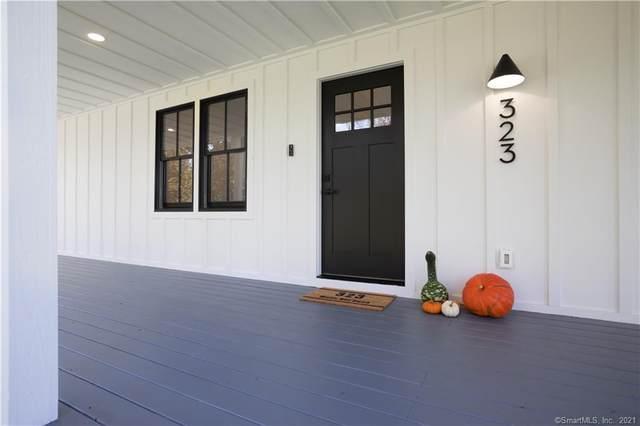 323 Wells Hill Road, Salisbury, CT 06039 (MLS #170442973) :: Chris O. Buswell, dba Options Real Estate
