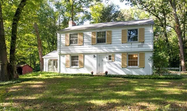 35 Deer Run Road, Woodbridge, CT 06525 (MLS #170443106) :: Tim Dent Real Estate Group