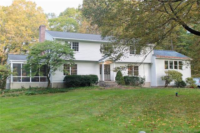 17 Briar Oak Drive, Weston, CT 06883 (MLS #170443109) :: Faifman Group