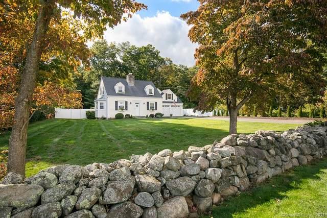 326 Racebrook Road, Orange, CT 06477 (MLS #170443137) :: Tim Dent Real Estate Group