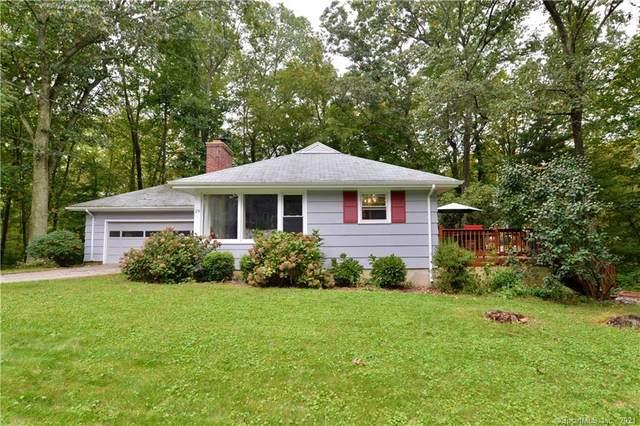 29 Sherman Circle, Monroe, CT 06468 (MLS #170443254) :: Chris O. Buswell, dba Options Real Estate