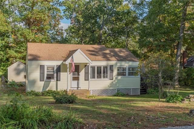 88 Lake Shore Drive, East Haddam, CT 06423 (MLS #170443257) :: Chris O. Buswell, dba Options Real Estate