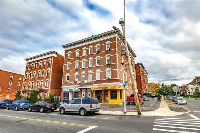 1016 Broad Street, Hartford, CT 06106 (MLS #170443417) :: Chris O. Buswell, dba Options Real Estate