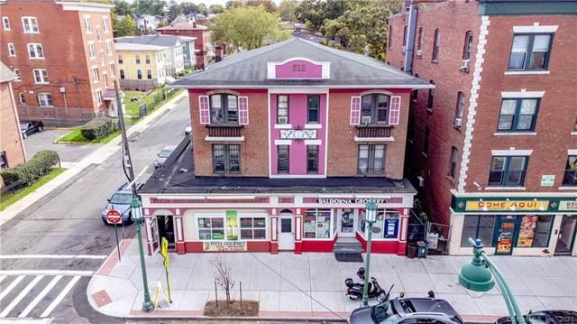 507 Park Street, Hartford, CT 06106 (MLS #170443425) :: Chris O. Buswell, dba Options Real Estate