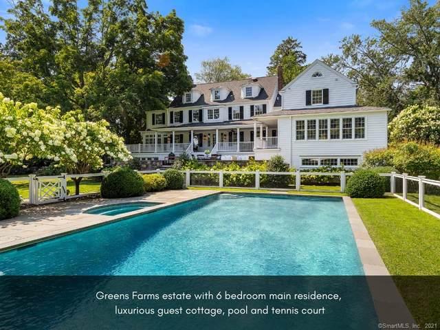 350 Greens Farms Road, Westport, CT 06880 (MLS #170443517) :: Michael & Associates Premium Properties | MAPP TEAM