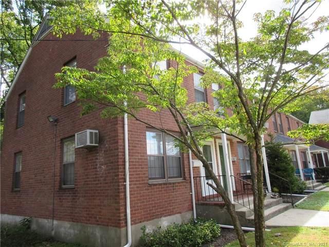 40 Nob Hill Circle #40, Bridgeport, CT 06610 (MLS #170443560) :: Michael & Associates Premium Properties   MAPP TEAM