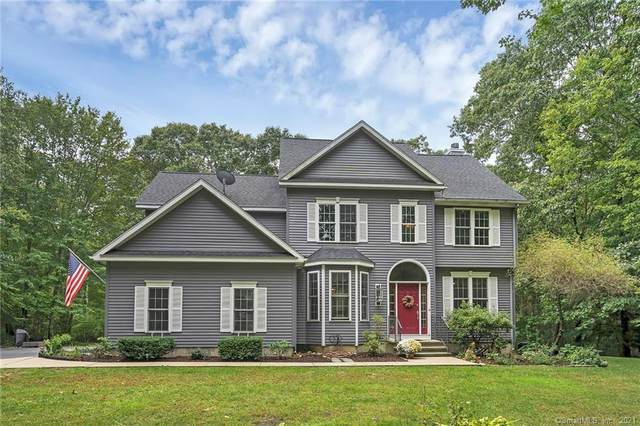 28 Jennie Drive, Montville, CT 06370 (MLS #170443791) :: Michael & Associates Premium Properties   MAPP TEAM