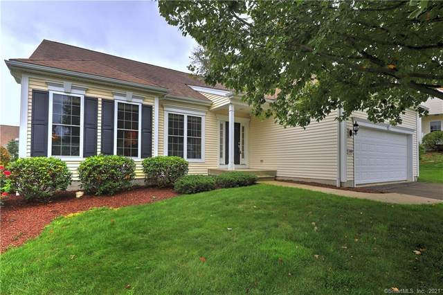 508 Traditions Court N #508, Oxford, CT 06478 (MLS #170444082) :: Around Town Real Estate Team