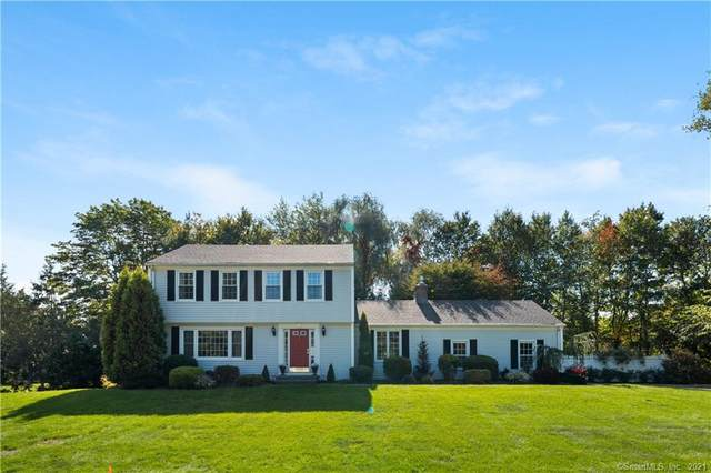 795 Rustic Lane, Cheshire, CT 06410 (MLS #170444123) :: Tim Dent Real Estate Group