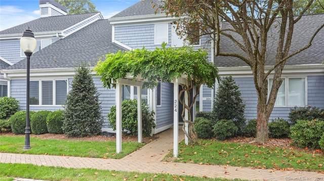 224 Lansdowne #224, Westport, CT 06880 (MLS #170444153) :: Michael & Associates Premium Properties | MAPP TEAM