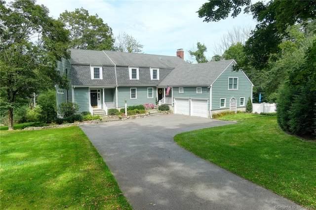 120 Peaceable Street, Ridgefield, CT 06877 (MLS #170444185) :: Tim Dent Real Estate Group