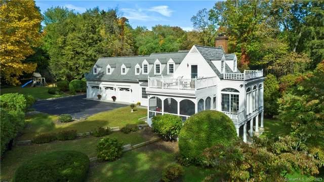 100 Silver Creek Lane, Norwalk, CT 06850 (MLS #170444325) :: Chris O. Buswell, dba Options Real Estate