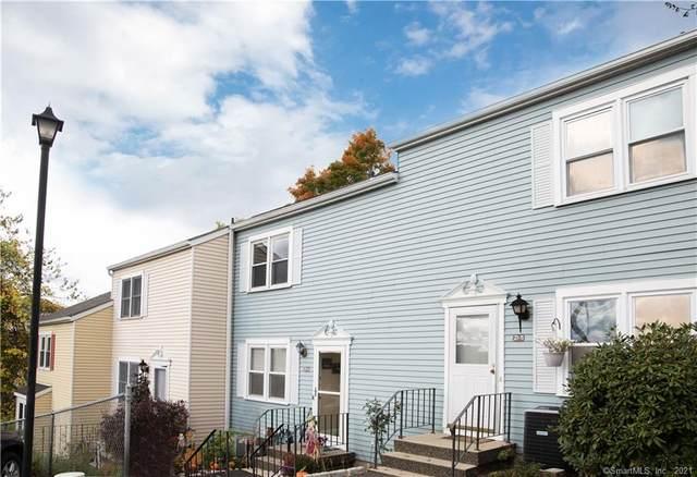 55 Mill Plain Road 21-6, Danbury, CT 06811 (MLS #170444570) :: Chris O. Buswell, dba Options Real Estate