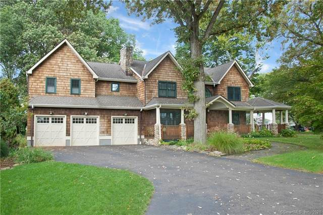 1 Pleasant View Place, Greenwich, CT 06870 (MLS #170444752) :: Chris O. Buswell, dba Options Real Estate