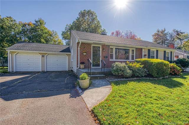 96 Clearfield Road, Wethersfield, CT 06109 (MLS #170444957) :: Linda Edelwich Company Agents on Main