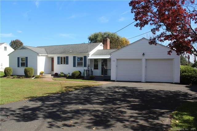 1412 North Street, Suffield, CT 06078 (MLS #170444967) :: NRG Real Estate Services, Inc.