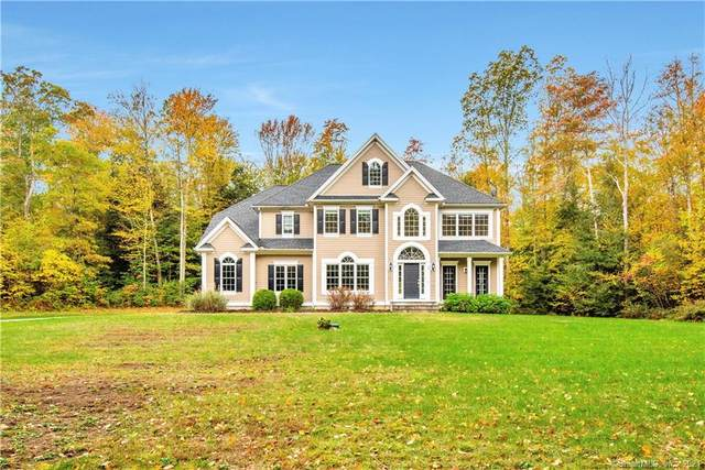3 Clemons Spring, Granby, CT 06060 (MLS #170445152) :: Chris O. Buswell, dba Options Real Estate