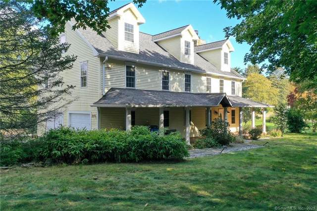 242 Cow Hill Road, Clinton, CT 06413 (MLS #170445159) :: Chris O. Buswell, dba Options Real Estate