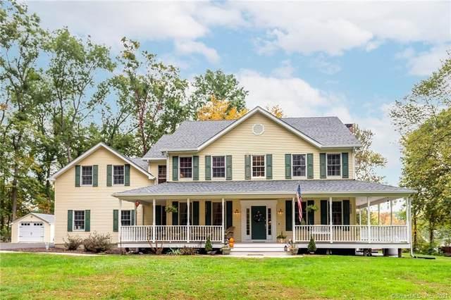 37 Aunt Hack Road, Danbury, CT 06811 (MLS #170445206) :: Chris O. Buswell, dba Options Real Estate