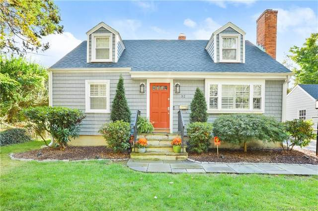 32 Woodside Avenue, Fairfield, CT 06824 (MLS #170445606) :: Michael & Associates Premium Properties | MAPP TEAM