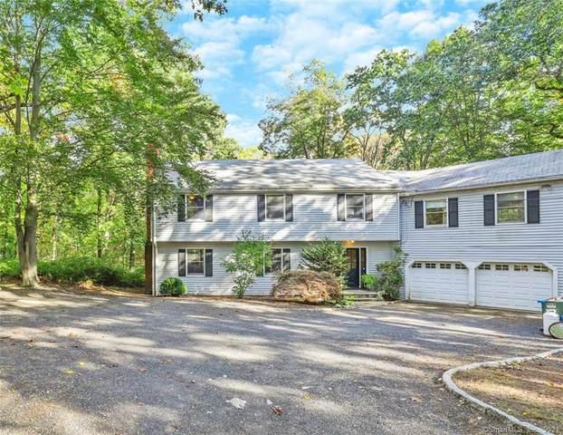 223 Godfrey Road E, Weston, CT 06883 (MLS #170445617) :: Michael & Associates Premium Properties | MAPP TEAM