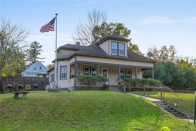 154 Willimantic Road, Sprague, CT 06330 (MLS #170445679) :: Chris O. Buswell, dba Options Real Estate