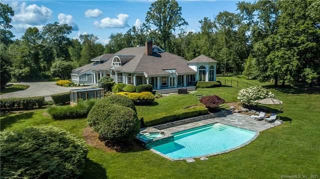 8 Taylor Lane, Westport, CT 06880 (MLS #170445754) :: Chris O. Buswell, dba Options Real Estate