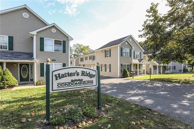 65 Sheridan Street #10, Danbury, CT 06810 (MLS #170445786) :: Chris O. Buswell, dba Options Real Estate