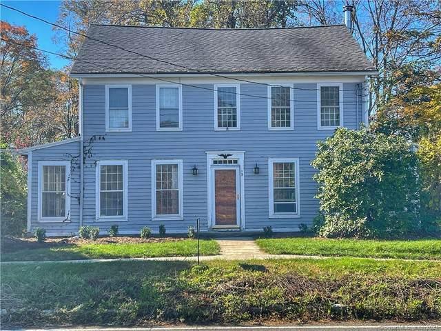 13 Washington Road, Woodbury, CT 06798 (MLS #170445999) :: Around Town Real Estate Team