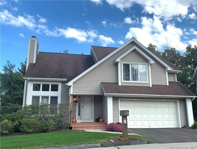21 Scenic Hill Road #21, Shelton, CT 06484 (MLS #170446103) :: Chris O. Buswell, dba Options Real Estate