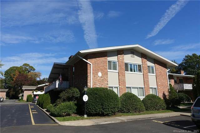96 Southport Woods Drive #96, Fairfield, CT 06890 (MLS #170446161) :: The Higgins Group - The CT Home Finder