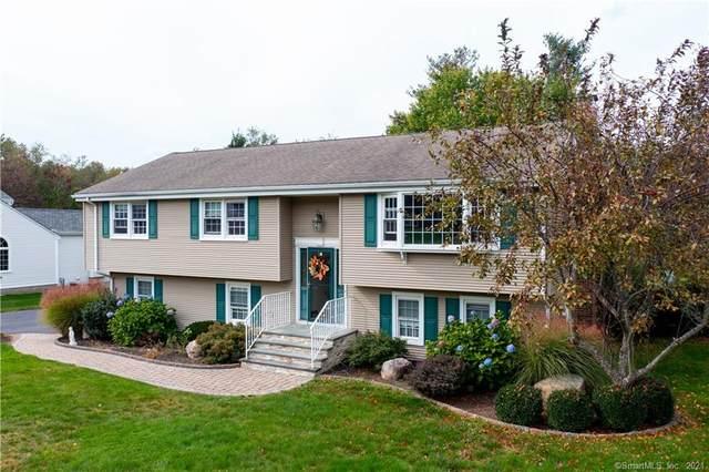 51 Farms Village Road, Rocky Hill, CT 06067 (MLS #170446164) :: Mark Boyland Real Estate Team