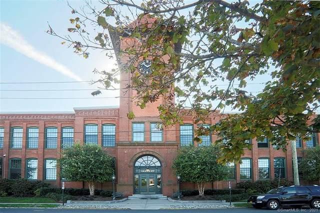 25 Grand Street #160, Norwalk, CT 06851 (MLS #170446241) :: Chris O. Buswell, dba Options Real Estate