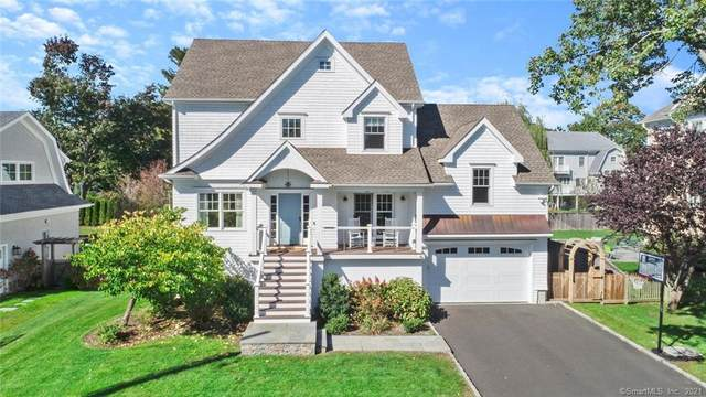 272 Puritan Road, Fairfield, CT 06824 (MLS #170446542) :: Chris O. Buswell, dba Options Real Estate